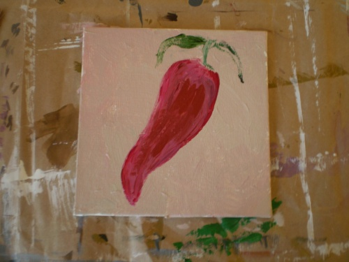 chile rojo